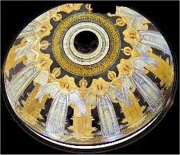 Cupola, cimitero Antella